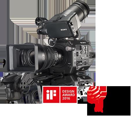 Câmera FS7