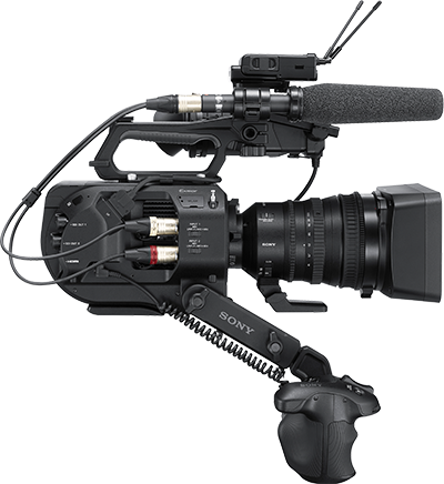 FS7 Ii Side view